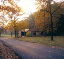 hopkins cabin